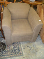 2 Comfortable Brown Chairs, BLOWOUT PRICE