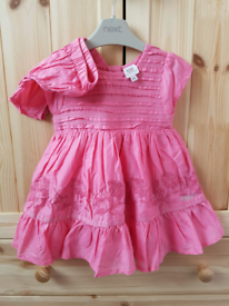 0c58fffcfd1f Ted Baker Dress and Knickers 3-6m