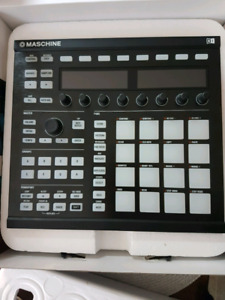 Maschine MKII with software/license (mint)