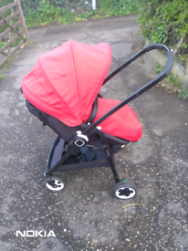 Pram pushchair. Free local delivery