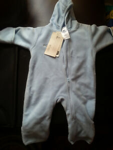 Size 12 months Columbia Bunting Suit