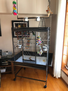 CAGE PERROQUET **NEUVE**BRAND NEW** PARROT CAGE