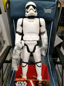 Storm trooper 31 inches ( force awakens)