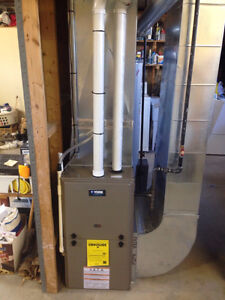 Affordable Efficiency Furnace/AC Upgrade