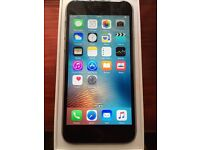 IPhone 6 space grey boxed