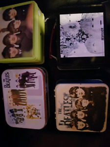 Beatles tin lunchboxes beatles revolver sold 3 left