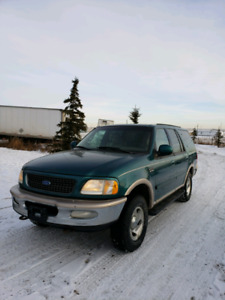 1997 Ford expedition Eddie bower edition