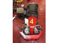 HONDA 250cc GO-KART CUSTOM MADE