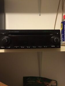 Stereo am/fm CD player Chevy Aveo