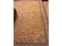 Big size rug