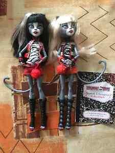 Monster High WereCat twins original West Island Greater Montréal image 1