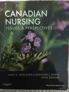 Canadian Nursing Issues & Perspectives Edmonton Edmonton Area image 1