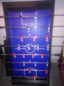Foosball table good condition