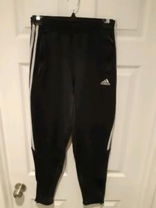 Small Adidas Track Pants unisex