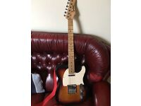 Fender Telecaster clone electric guitar - Jim Haxley
