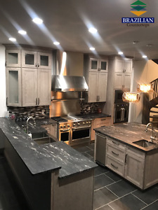 Granite & Quartz Countertops in Fort McMurray (FREE ESTIMATES)