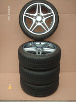 "18"" WHEELS & TIRES FOR MERCEDES ""CLA-class"" (C117)"
