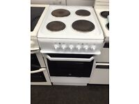 Indesit freestanding electric cooker 3 month warranty free delivery