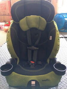 Evenflo Chase LX Car Booster Seat