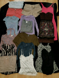 New and/or lightly used clothes