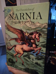 Chronicles of narnia full color collectors series
