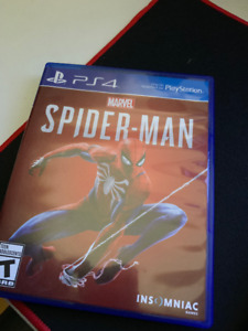 PS4 - Spider-Man (comme neuf)