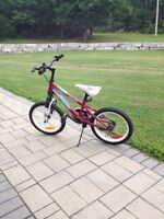 "Super cycle 14"" girls bike"
