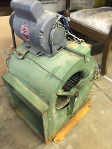 Good motor from furnace
