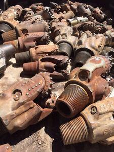 Used Tricone Drill Bits, PDC Bits, Tungsten Carbide –CASH