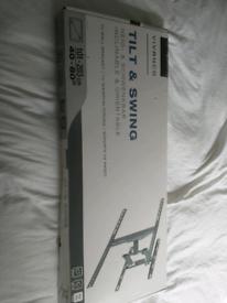 Vivanco WM 8045 TV wall mount 2.03 m (40 - 80'') Black