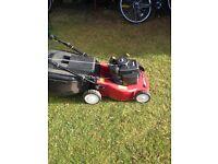 Mountfield sp 454 - lawnmower - just serviced -
