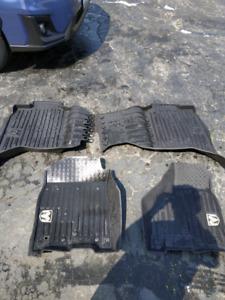 Ram Crew Cab all weather floor mats
