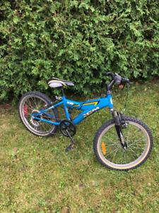 Vélo 20 po pour enfant