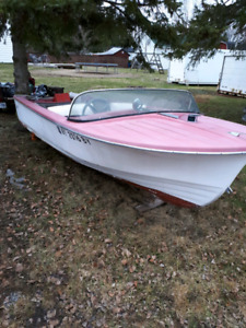 3 drifterent  boats for sale