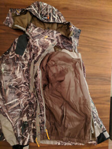 Habit de chasse Browning Dirty Bird(RealTree Max 5) - Large