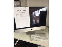 iMac 21.5 i5 4 cores CPU 2.7 GHz , 12GB Ram