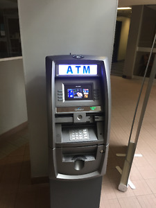 ATM Machine Placement   (Free)