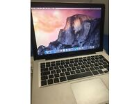 MacBook Pro 13 Inch great working condition