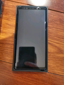 Samsung note 9 blue. 128+128gb. Like new.
