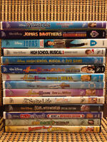 DVDs/Disney-Hannah Montana/Waverly/Jonas/High School Musical