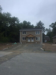 New Semi-detached in Wellington/Fall River