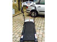 York Aspire Auto Incline Foldable Treadmill