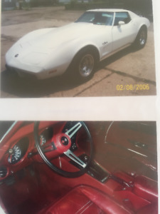 1975 Corvette Stingray - Low KM's All Original