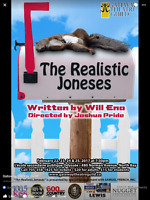 Gateway Theatre Guild presents The Realistic Joneses by Will Eno