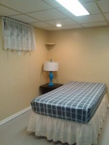 2 clean rooms with kitchenette on my basement for rent Peterborough Peterborough Area image 3