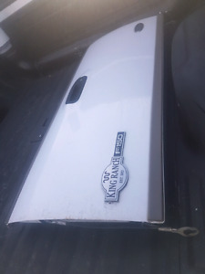 Tail gate ford