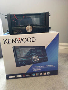 Kenwood radio, Chrysler PAC harness