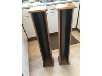 Antique Pine CD Towers
