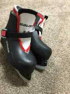 Buar  boys hockey skates