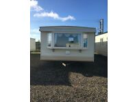 Static Caravan For Sale- Cosalt Monaco- Size 37x12- Double Glazed+ Central Heating 2 Bedrooms